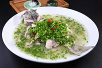养生葱椒鱼
