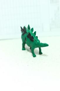 一只恐龙模型
