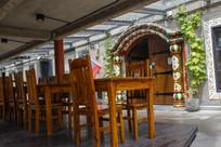 俄罗斯风格酒吧屋