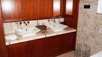 豪华酒店洗手间装潢