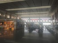 火车站候车大厅
