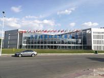 科技城国际企业孵化器大楼