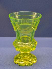 欧洲有足玻璃大酒杯