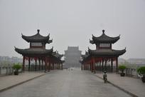 全椒县太平桥桥面