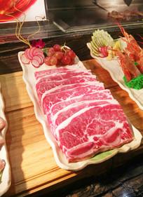 日本神户雪花牛肉