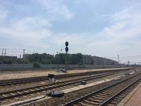 铁路枢纽沿线美景