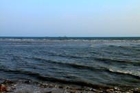 蓝色大海景观图片
