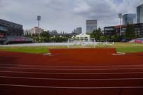 同济大学校园跑道