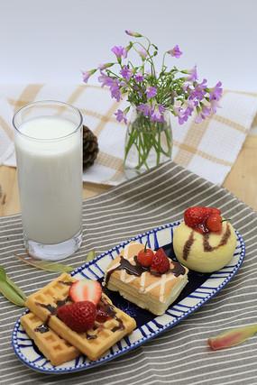 营养又美味的早餐