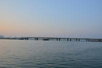 蚌埠龙子湖大桥