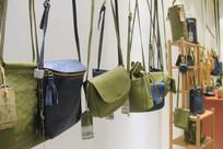 商场女包成列女包素材女包展示