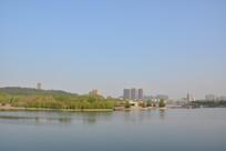 蚌埠市张公山公园风景