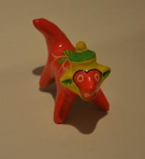 传统工艺猴形面灯