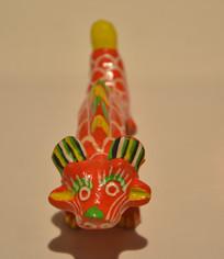 传统工艺龙形面灯