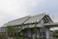 轨道交通轻轨站