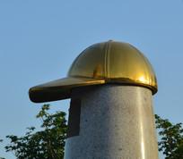 帽子雕塑棒球帽