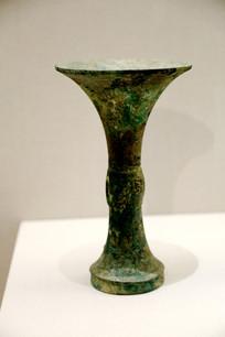 商-西周时期铜觚