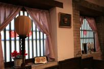 传统古典建筑窗户