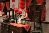 古代房屋室内装饰