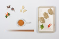 美味鱼翅饺