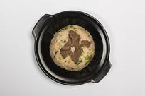 沙茶牛肉炒饭