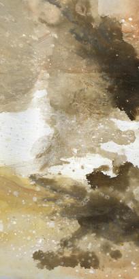 客厅卧室抽象油画
