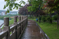 滨河路景观