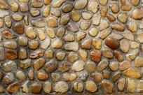 鹅卵石背景墙