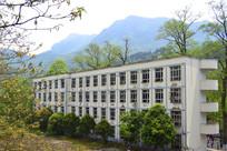 白鹿中学教学楼地震遗址
