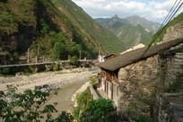 风光秀丽的重庆巫溪宁厂古镇