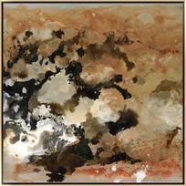 简约现代抽象画