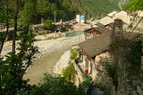 暖阳下的重庆巫溪宁厂古镇