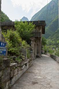 重庆巫溪宁厂古镇老屋