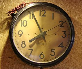 老物件壁挂钟