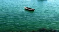 清澈海水图片
