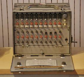 七十年代电话交换机