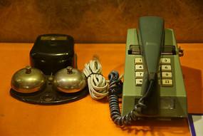 七十年代英国磁石老电话