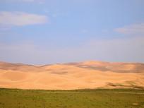 沙漠与草原