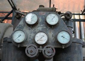 蒸汽发电机气压表