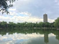 北大未名湖
