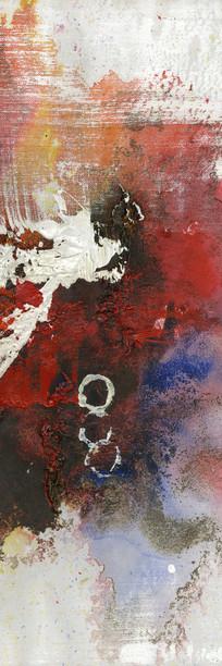 抽象油画高清图