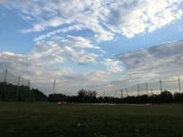 高尔夫练习球场