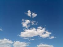 蝴蝶云彩图片