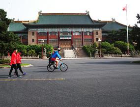 旧上海市政府大楼