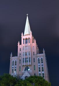 云南省昆明市基督教会教堂