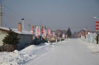 中国东北农家院