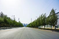鞍山羊草庄公路