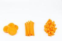 红萝卜片 红萝卜条 红萝卜丁