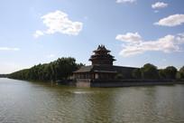 北京故宫角楼