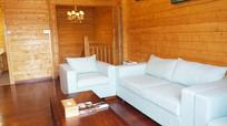 木屋的客厅布置